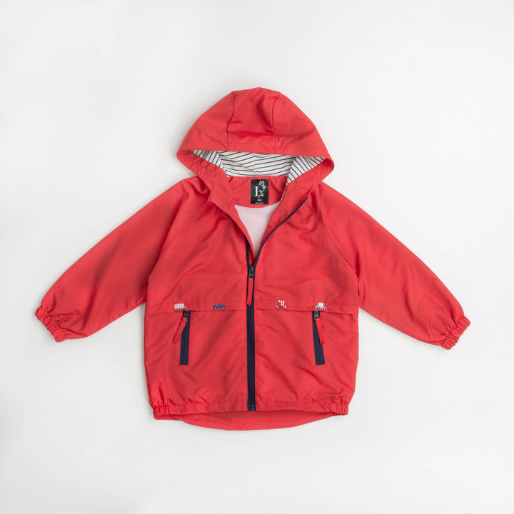 Sheldon Red Jacket