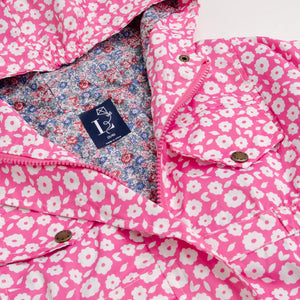 Lily Pink Floral Jacket