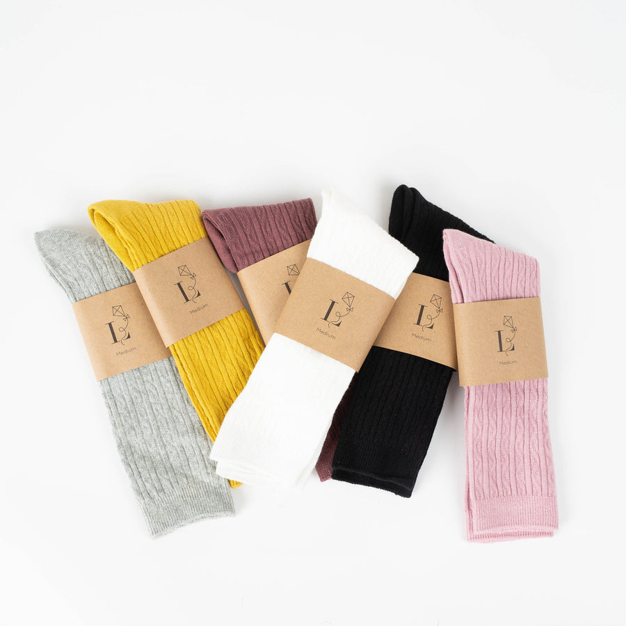 Canterbury Knee Socks - Black