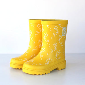 Factory Seconds - Paper & String Rain Boot