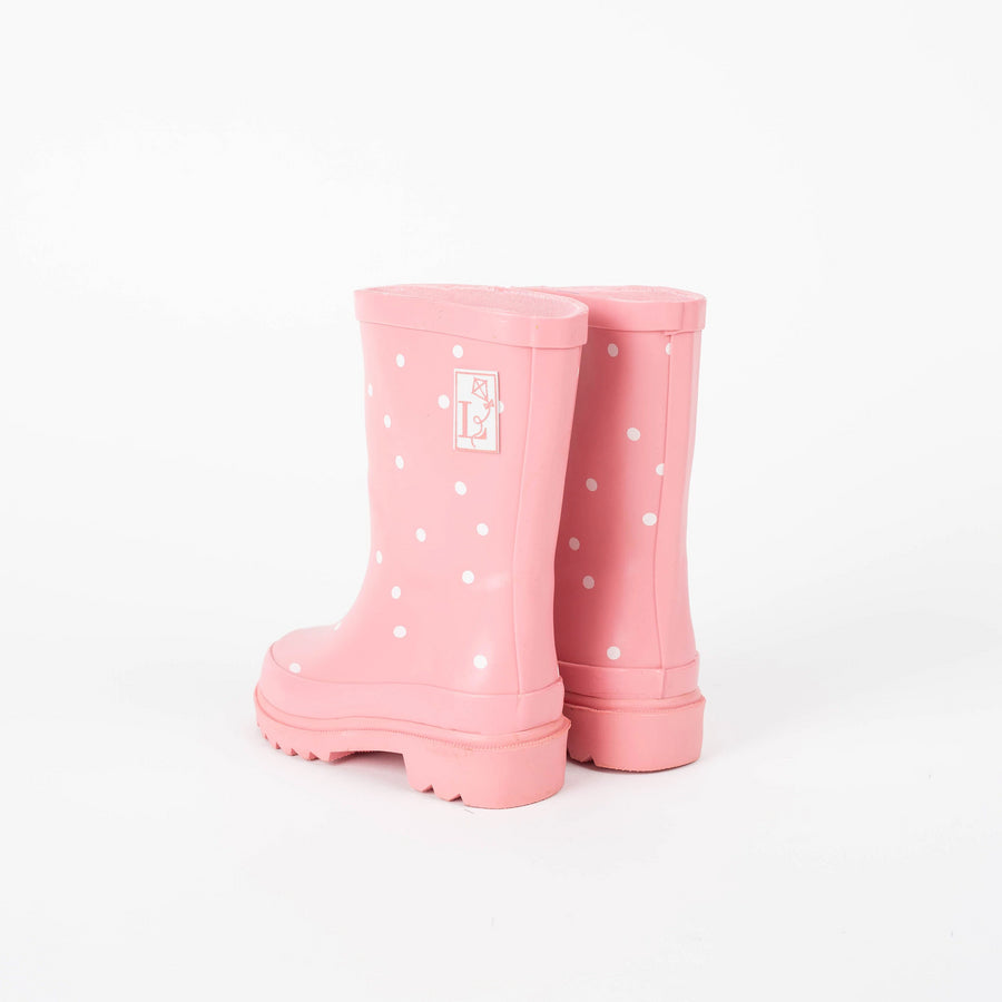 Darling Pink Rain Boot