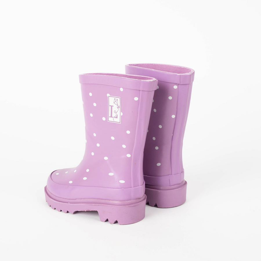 Darling Purple Rain Boot