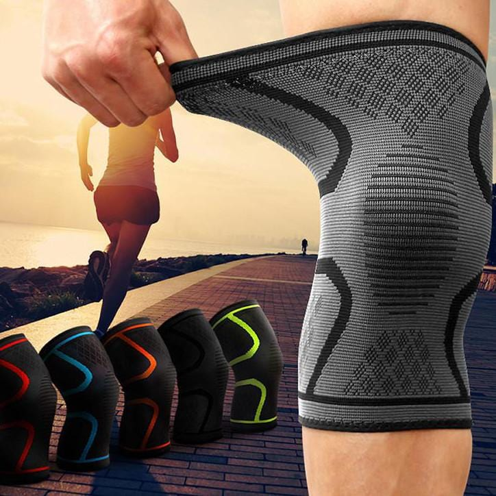 Compression Knee Sleeve & Compression Knee Brace