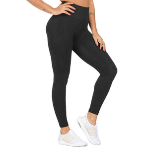 High Waisted Booty Lift Compression Leggings