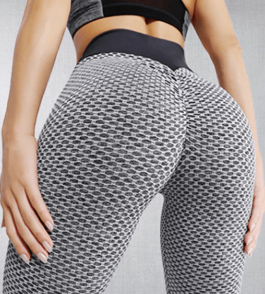High Waist Scrunch Ruched Booty Lifting Leggings