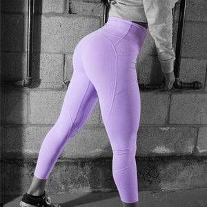 Anti Cellulite Compression Leggings with Pockets