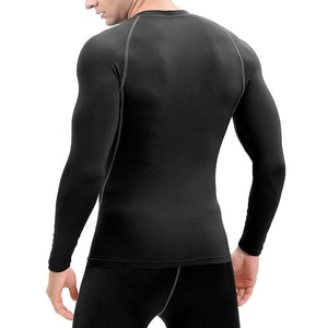 Men's Compression Long Sleeve Shirt