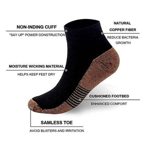 Compression Foot Sleeve (1-Pack)