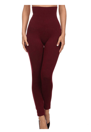 High Waist Tummy Slimming Leggings