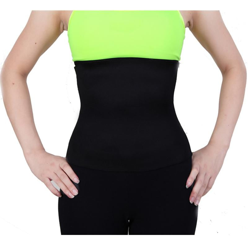 Sweat Belt Neoprene Tummy Shaper