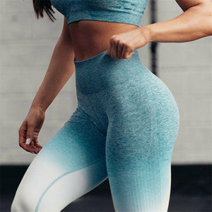 Anti-Cellulite Leggings Energy Compression Multicolor