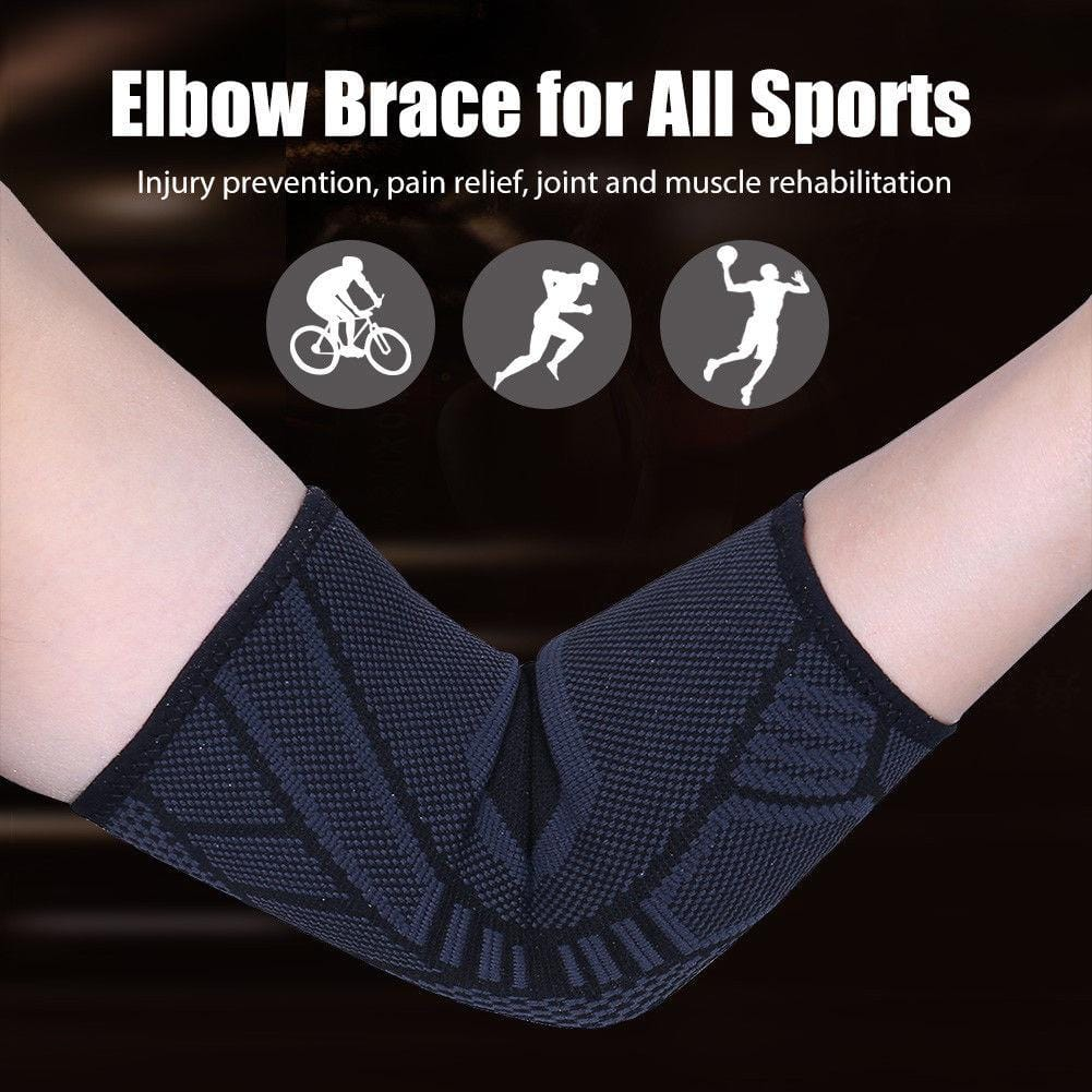 Compression Elbow Sleeve (1 Pair)