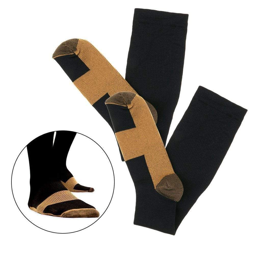 Buy Copper Compression Socks