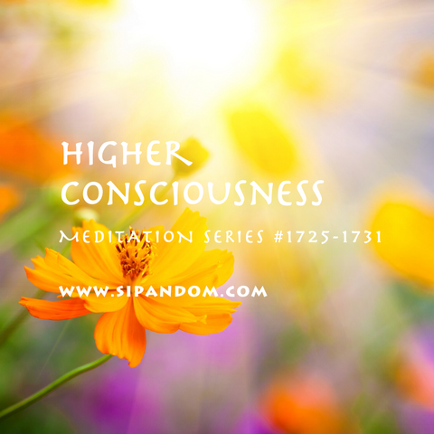 higher consciousness flower burst