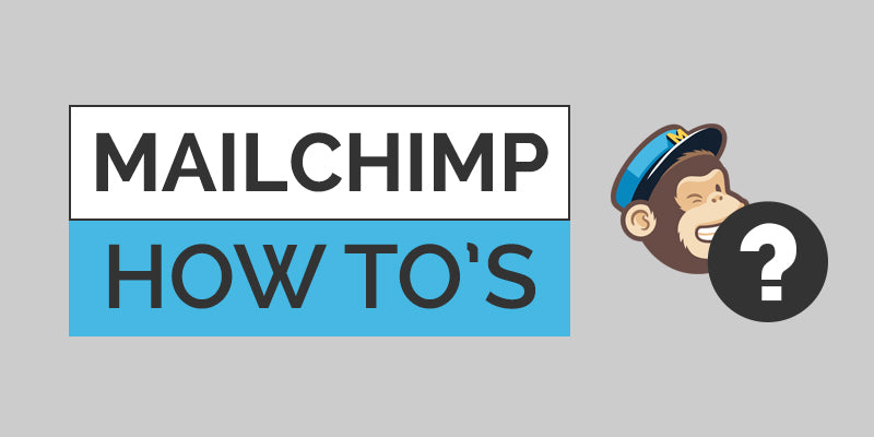 How to Setup a Welcome Email Automation in MailChimp with