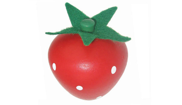 Wooden Strawberry