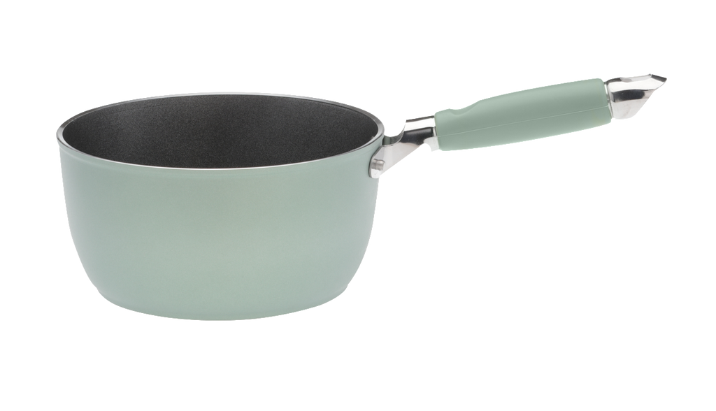 "8 in Nonstick Sauce Pot - Primecook ""Smeralda"""