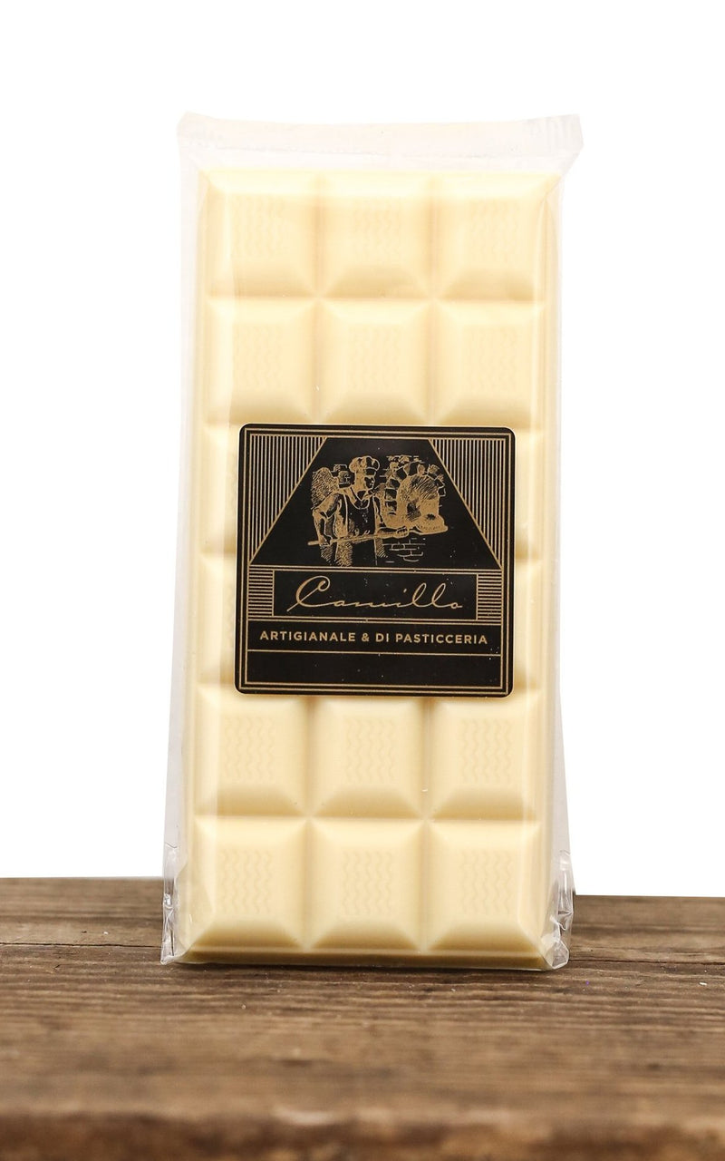 White Chocolate Bar - Camillo