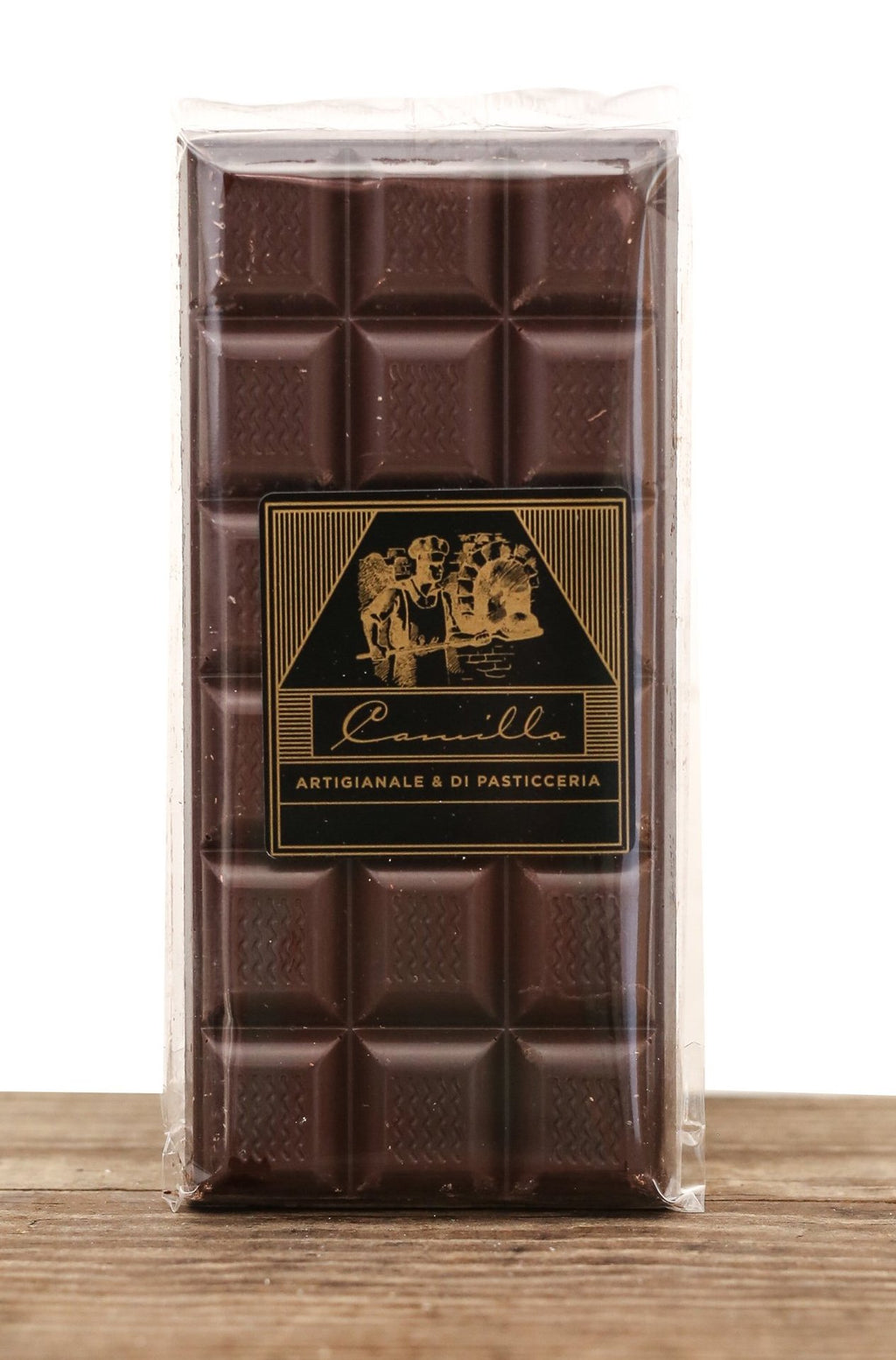 Dark Chocolate Bar - Camillo