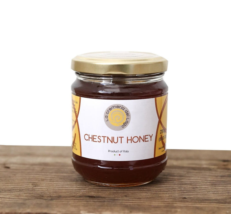 Chestnut Honey - La Cremeria del Lago