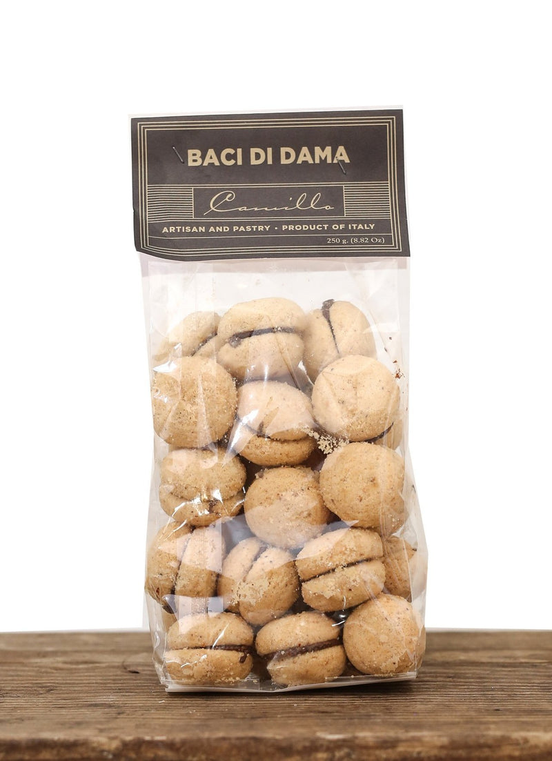 Chocolate Baci di Dama - Camillo