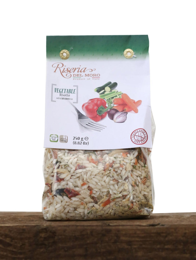 Vegetable Risotto - Riseria del Moro