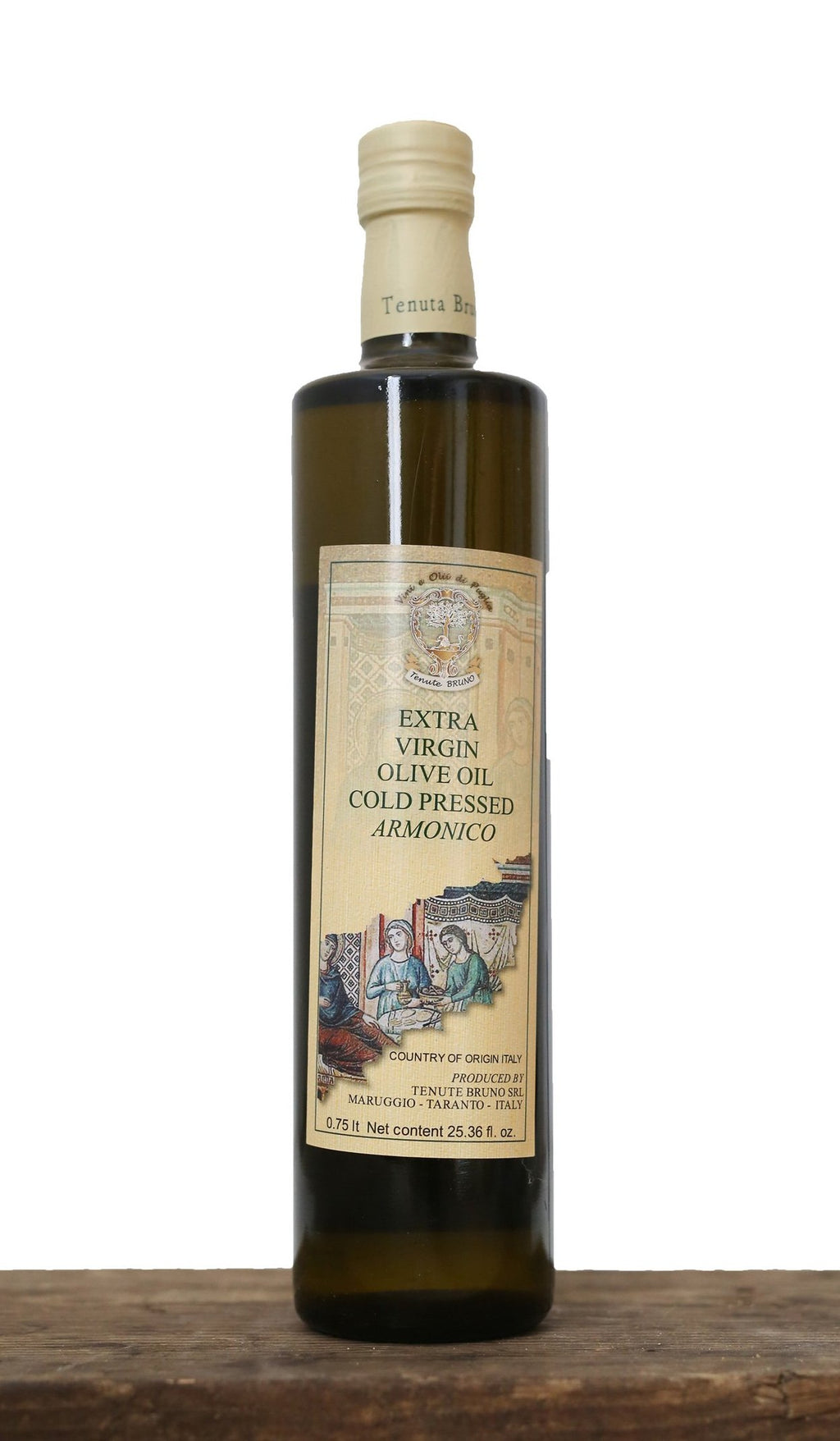 "Extra Virgin Olive Oil ""Armonico"" - Tenute Bruno"