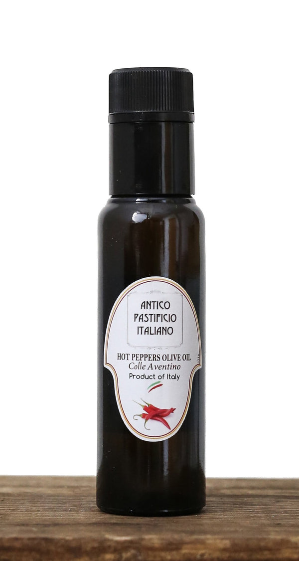 Hot Pepper Extra Virgin Olive Oil