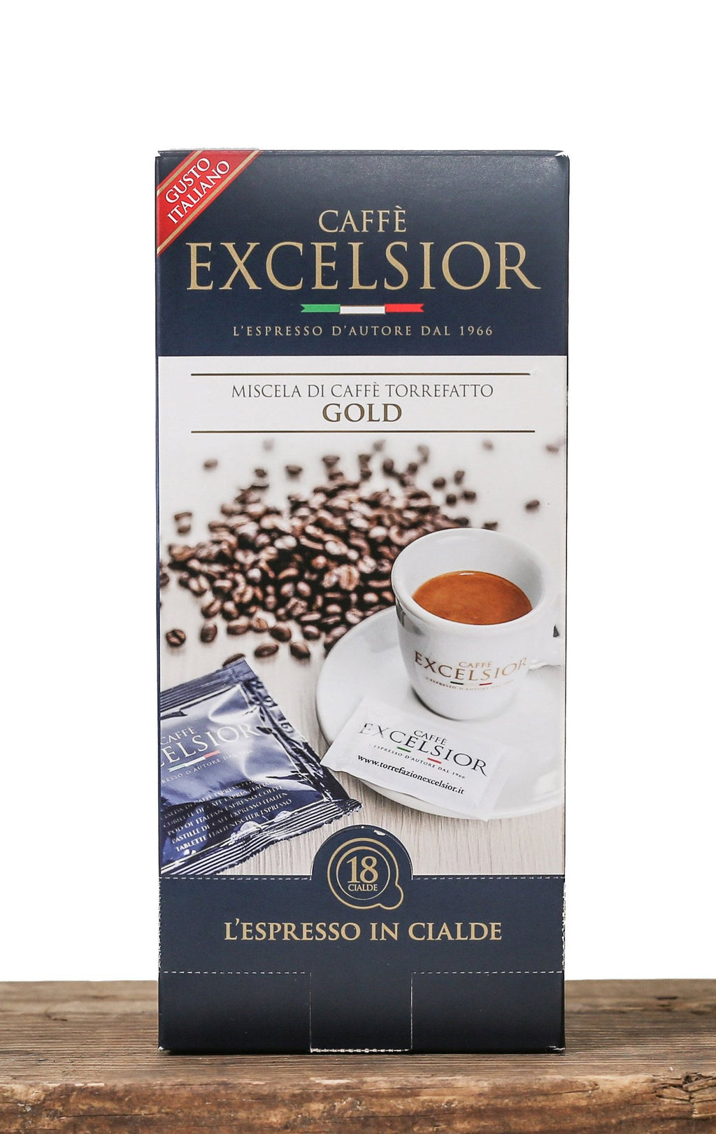 Dispenser 18 pods Coffee - Excelsior