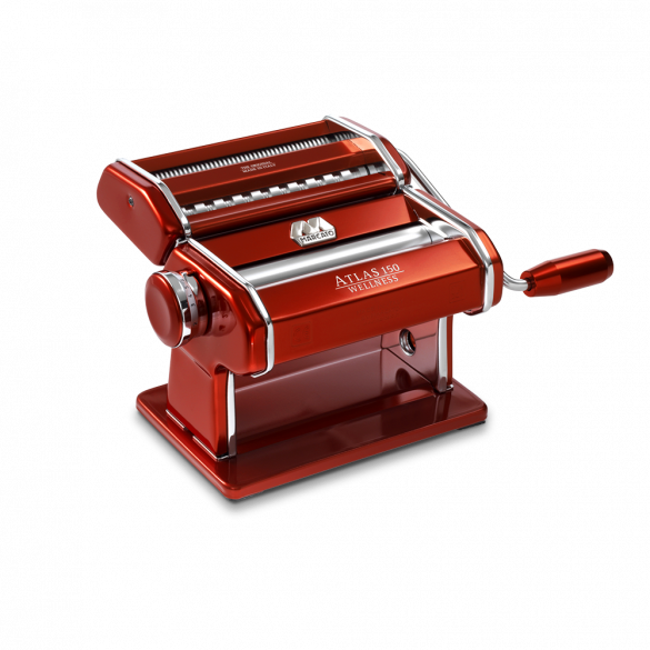 Pasta Maker Atlas 150 Red Marcato