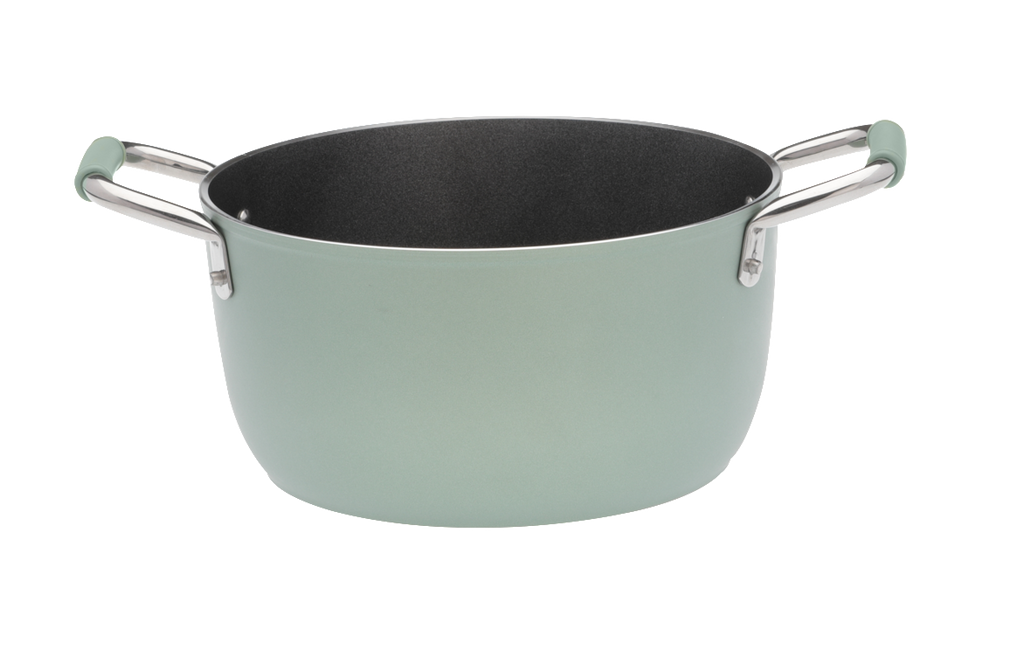 "9.5 In Nonstick Sauce Pot - Primecook ""Smeralda"""