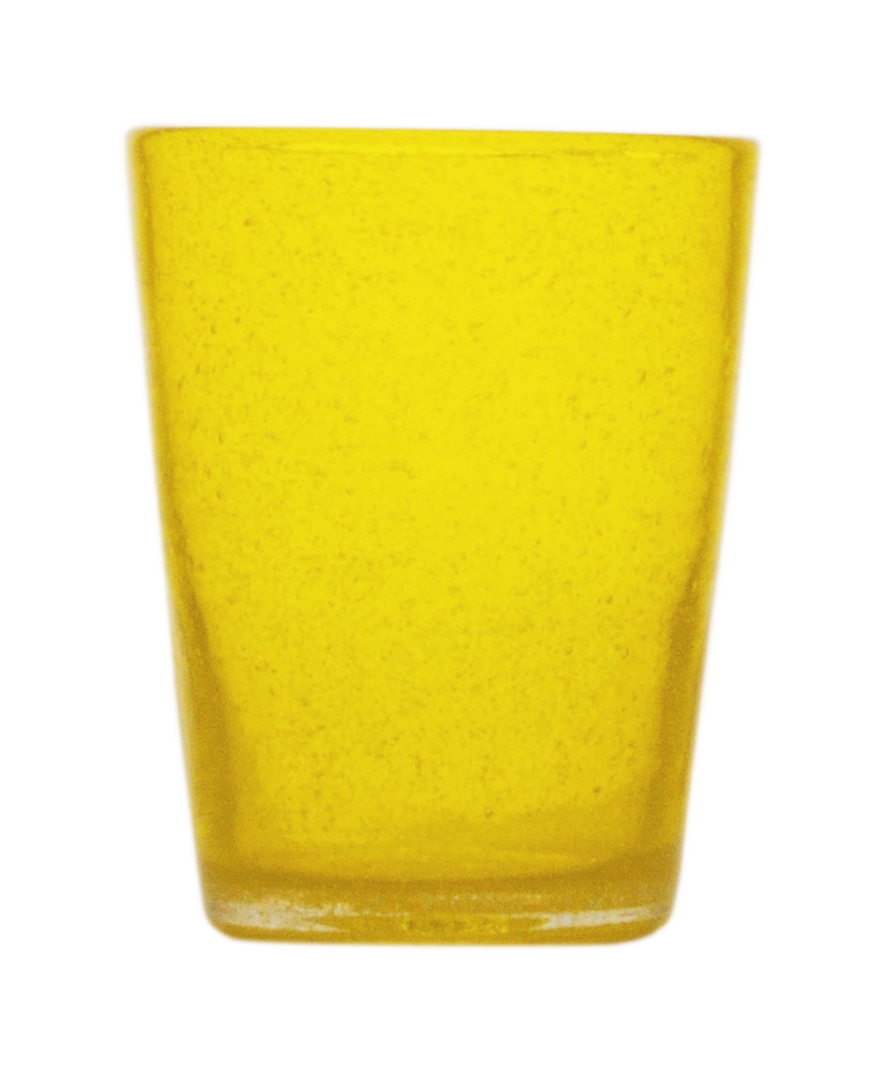 Glass Yellow Transparent