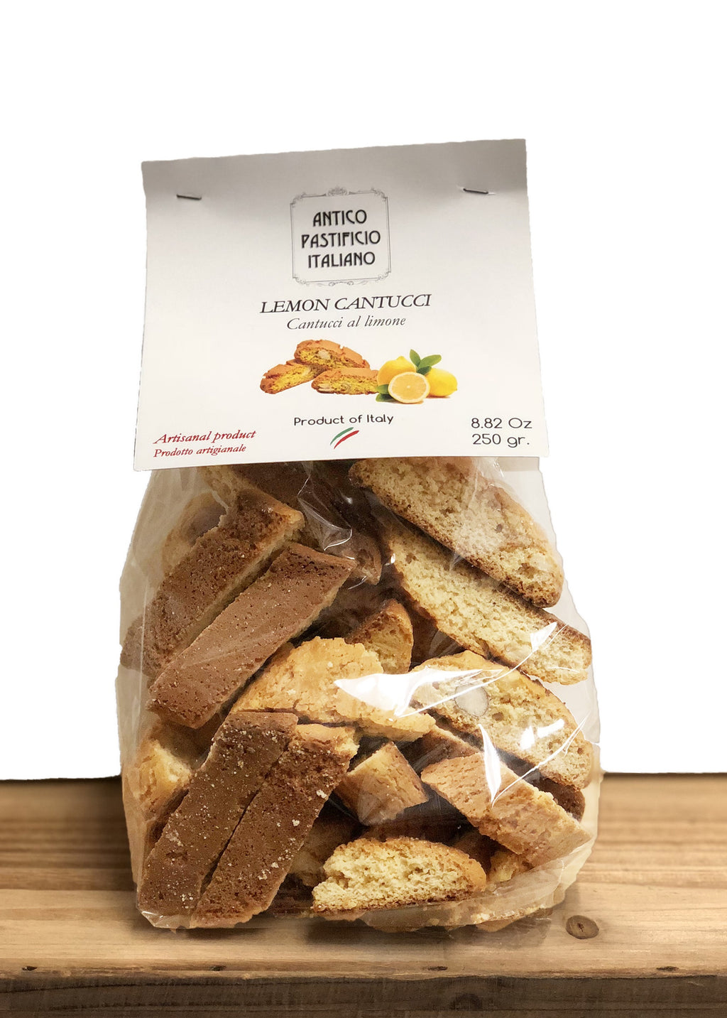 Lemon Cantucci - API