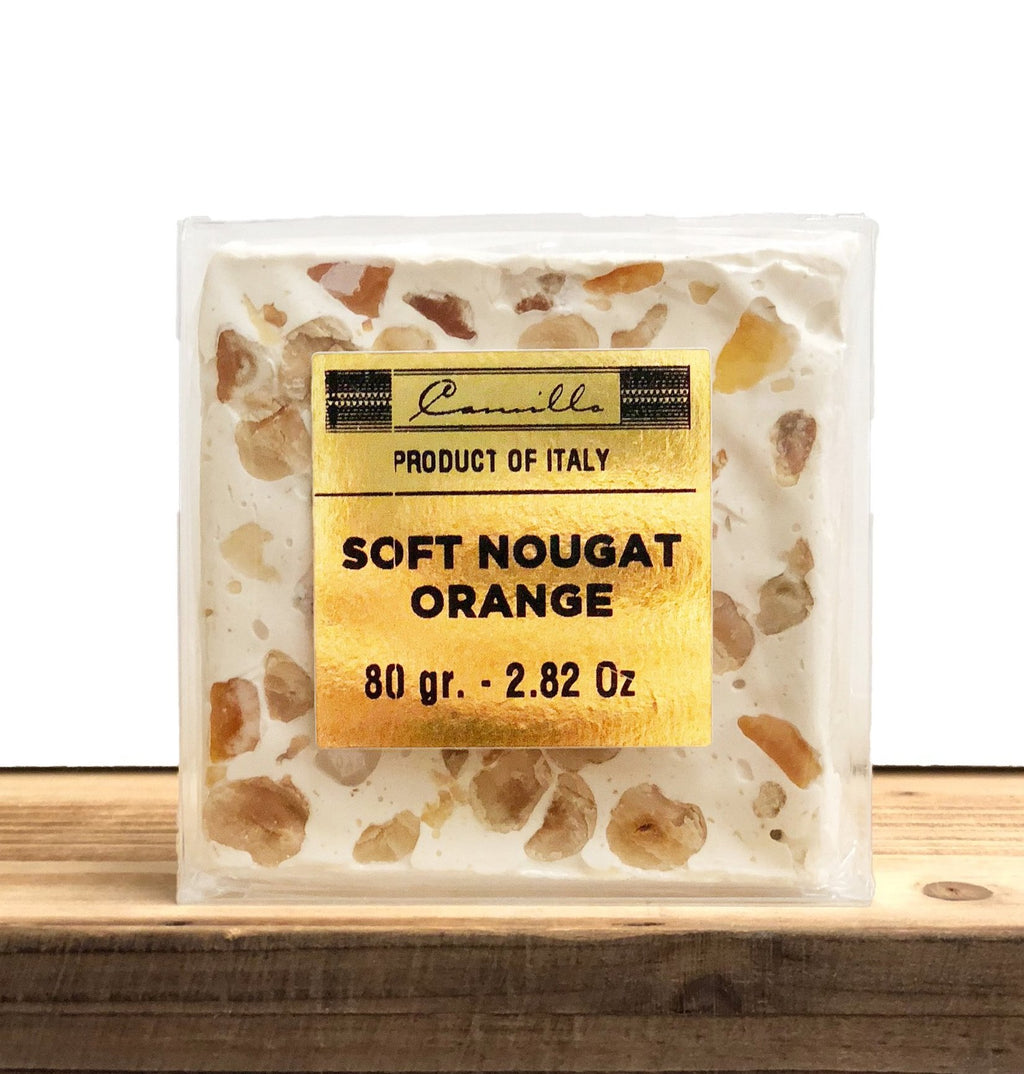 Soft Nougat Orange - Camillo