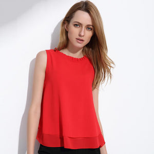 71885 Sleeveless Summer Tops