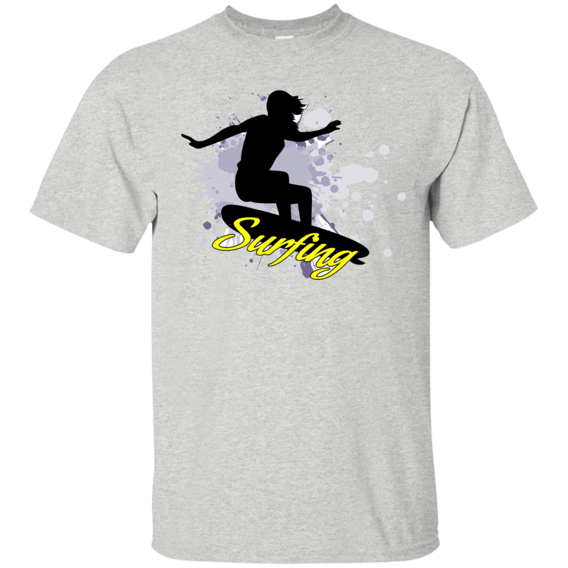CustomCat T-Shirts Surfing lover T-Shirt