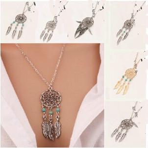 DU Deals Dr Chain Necklaces Dreaming Nightingale Necklace