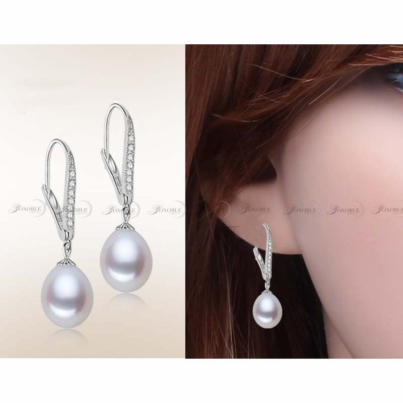 du deals dr Earrings Younoble Design by Bianca Earing -Natural Pearl