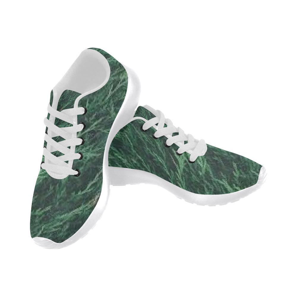 e-joyer Running Shoes (020) nature moksha yoga green leaf Women's Running Shoes