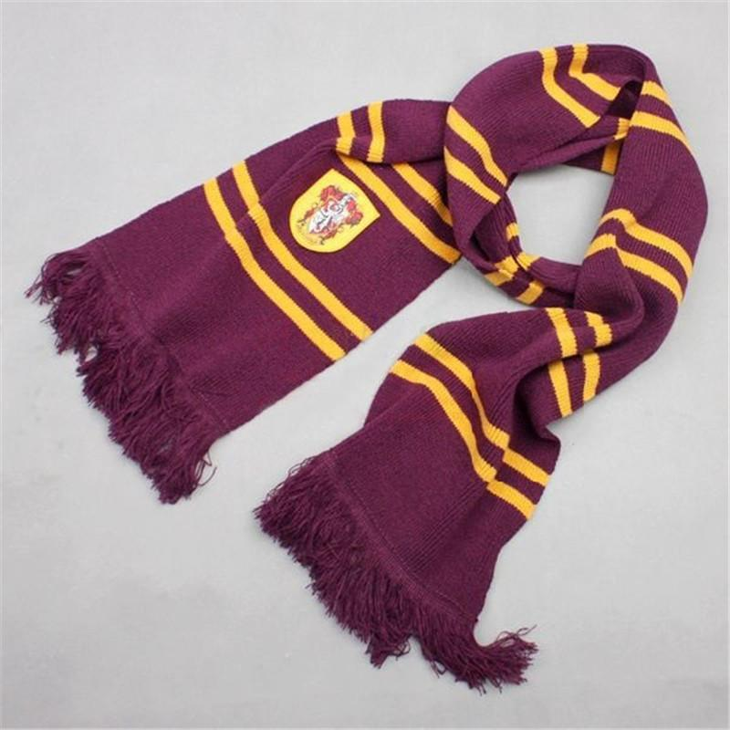 LoveLive!! Store Halloween Movie Magic  Scarf Cosplay Costume Gryffindor  Slytherin Ravenclaw hufflepuff hat , Scarf,tie For Women/Men/girl/boy decoration