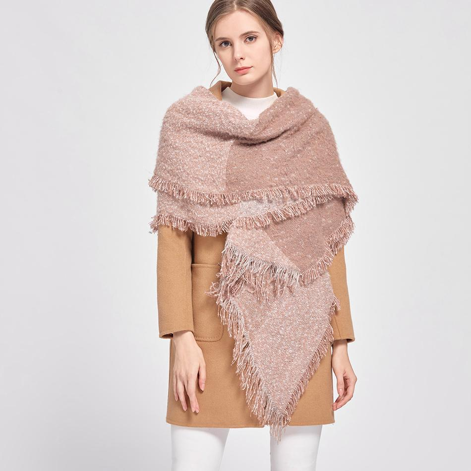 SAN VITALE Stylish Store Aaliyah Cashmere Scarf (3 Shades of Aaliyah)