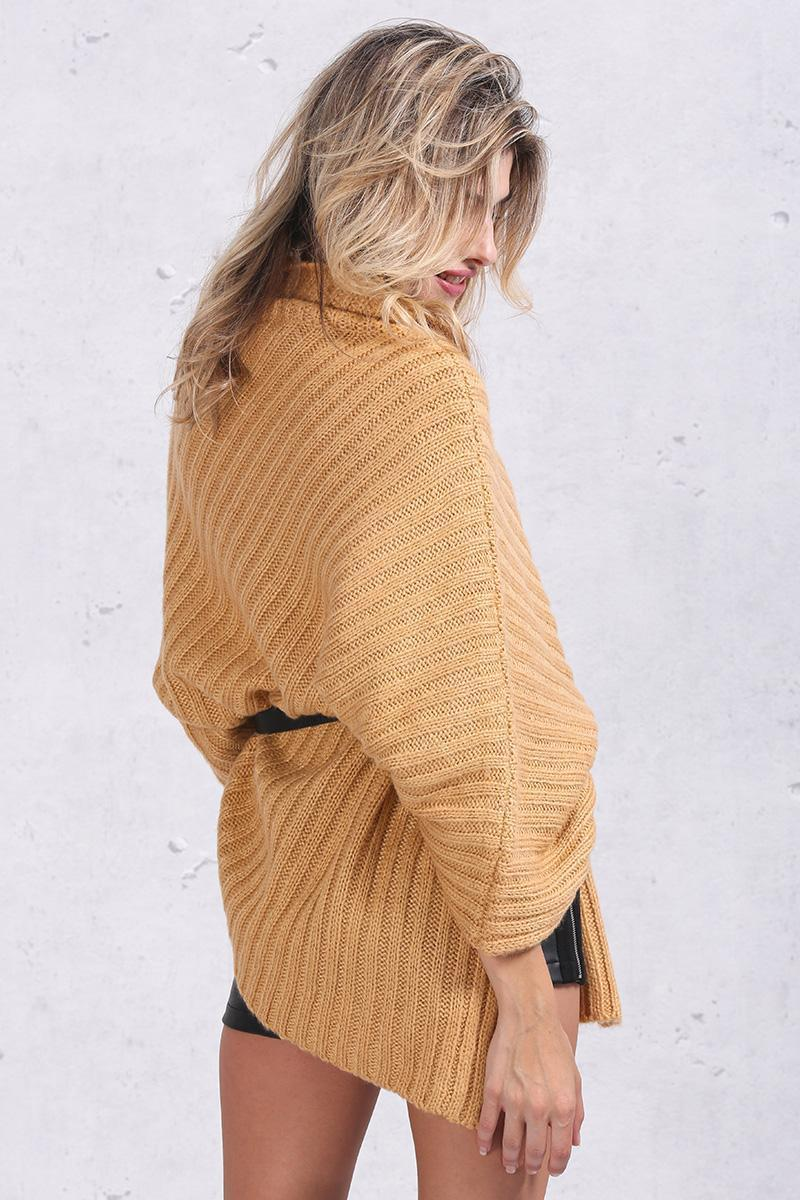 Simplee Apparel Cardigans Pullover Poncho Sweater