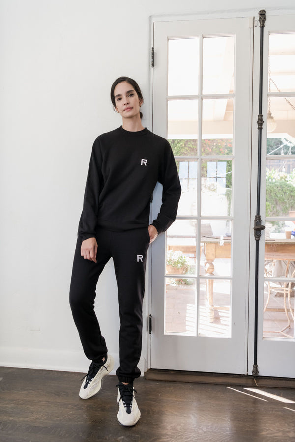 Jogger in Black by Ragdoll LA