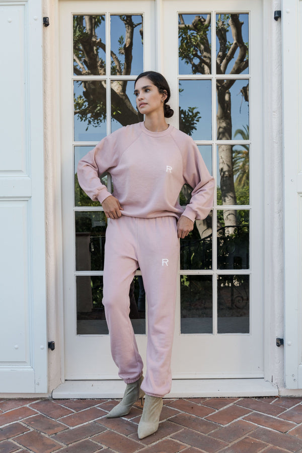 Jogger in Rose by Ragdoll LA
