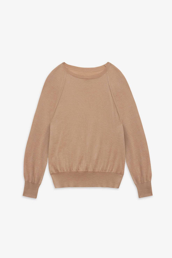 Vera Sweater in Camel by Anine Bing