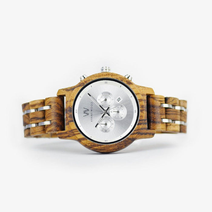 women's wood watch