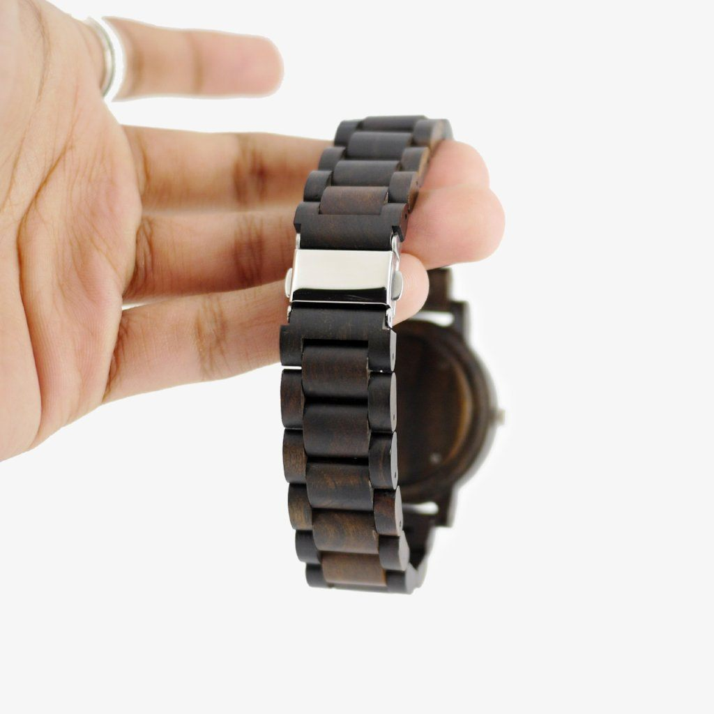 THE MINIMALIST - BLACK SANDALWOOD (40MM)