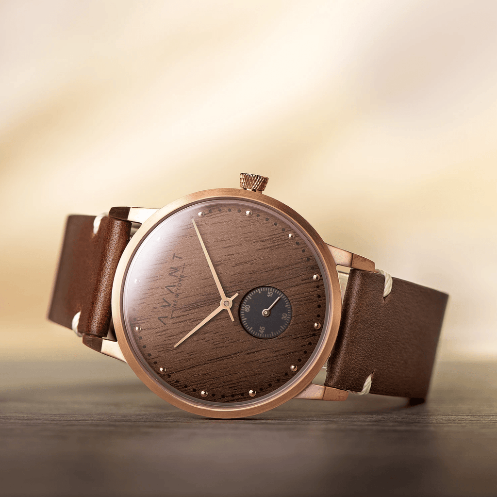 NEW YORK - ROSE GOLD (38MM)