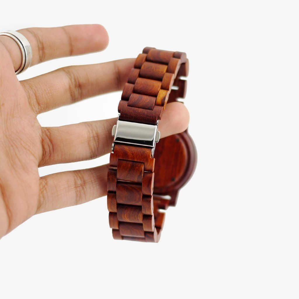 premium wood watches