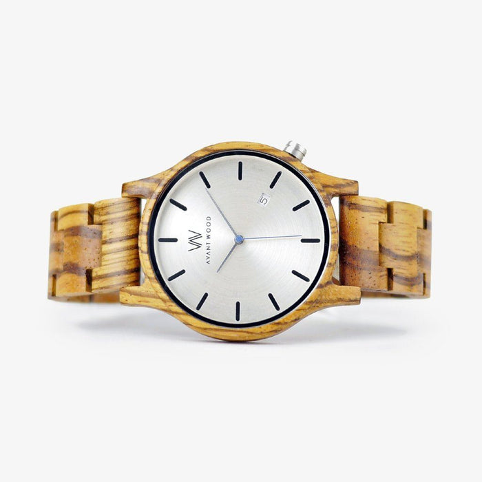 urban classic wood watch